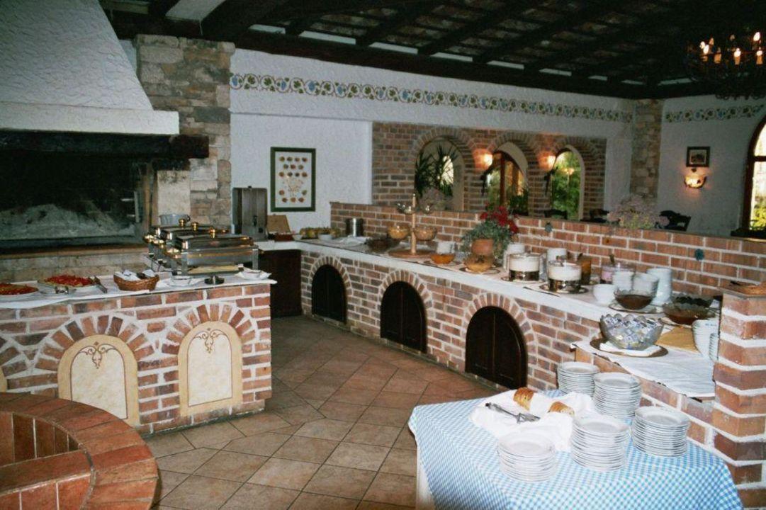 Restaurant - Buffet Island Hotel Katarina