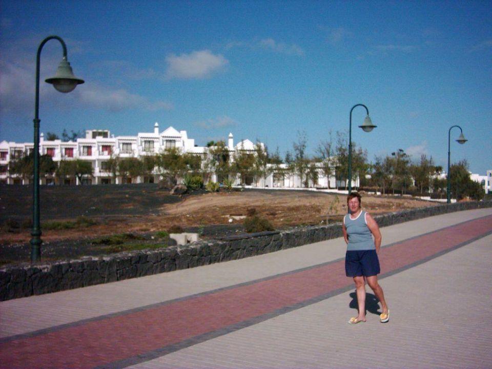 Strandpromenade allsun Hotel Albatros