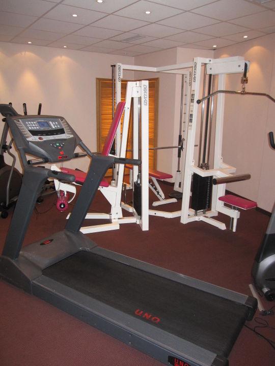 Fitnessraum Ambassador Hotel Spa St Peter Ording