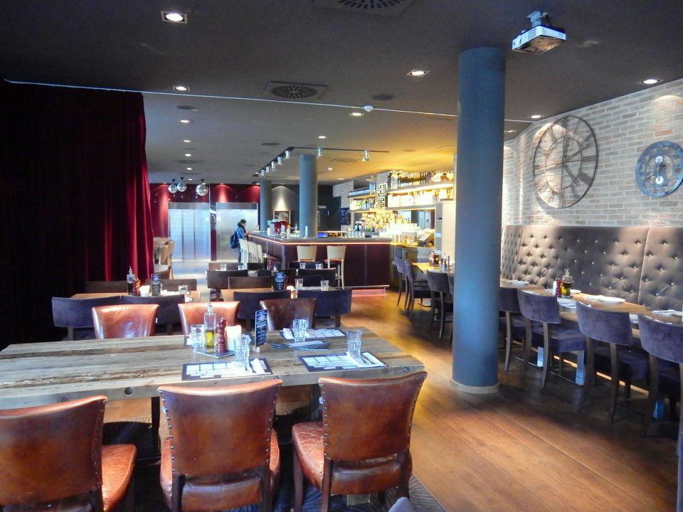 Rezeption Bar Und Restaurant Pentahotel Kassel Kassel