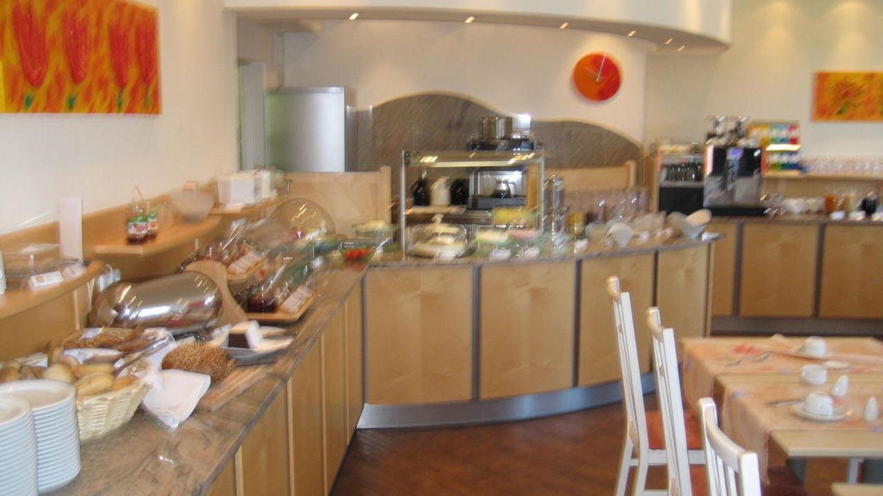 Frühstücksbuffet Hotel Amba
