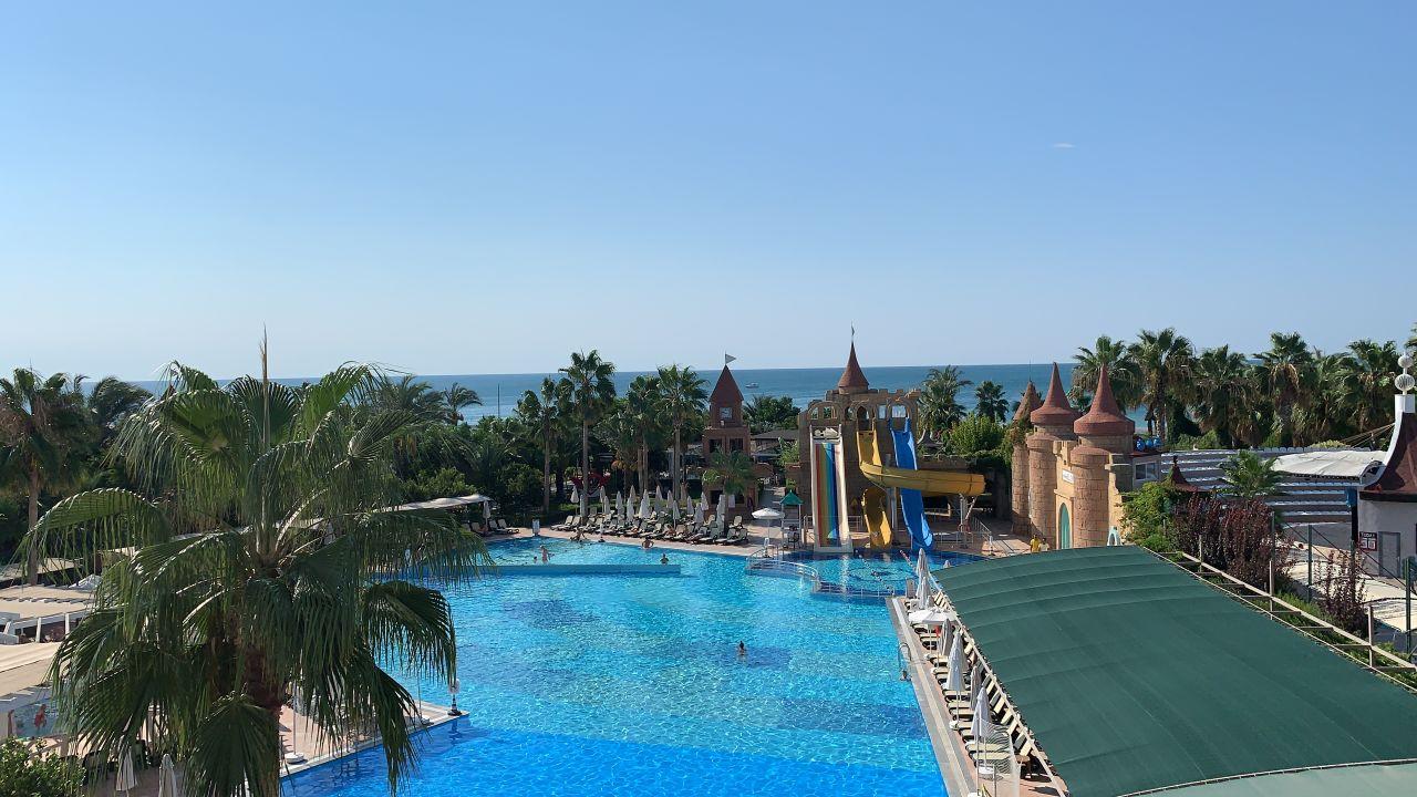 Außenansicht Belek Beach Resort Hotel