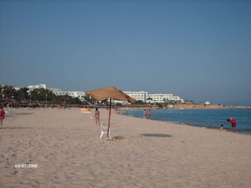 Der Hotelstrand Hotel Mediteranée