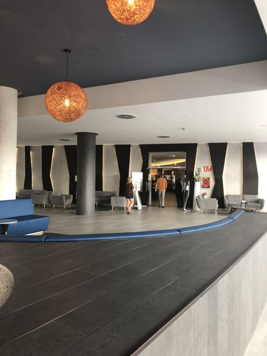 Lobby Hotel Riu Arecas - Adults only