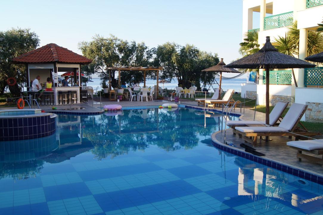 Pool Hotel Aegean Sun