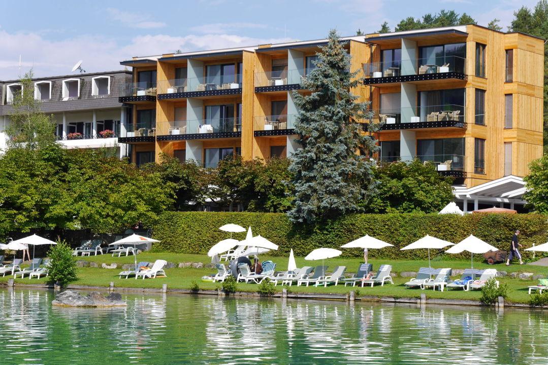 Der Kuhlende Neubau Hotel Amerika Holzer St Kanzian Am