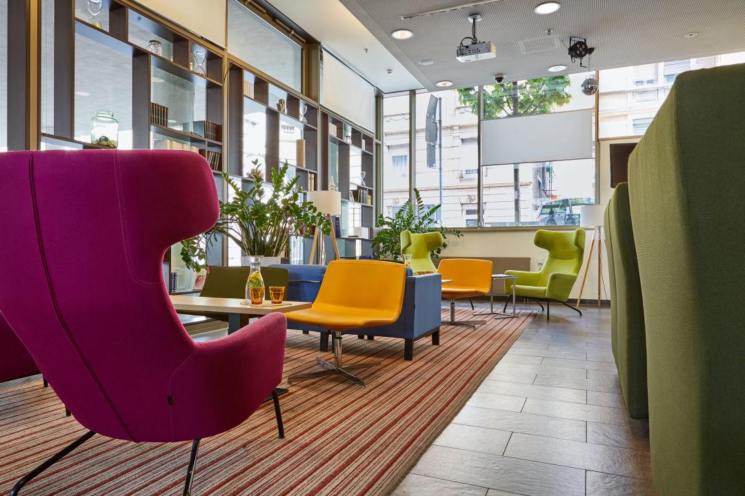 Lobby Park Inn by Radisson Stuttgart