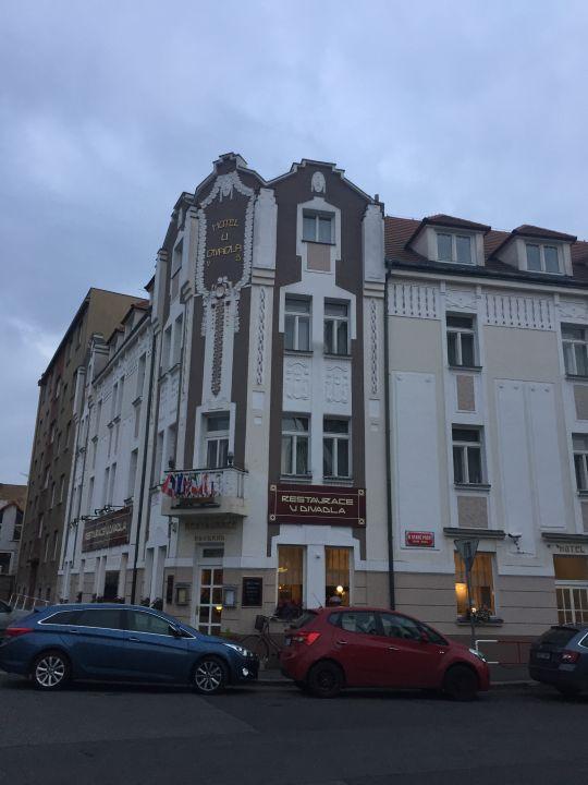 Außenansicht Hotel U Divadla