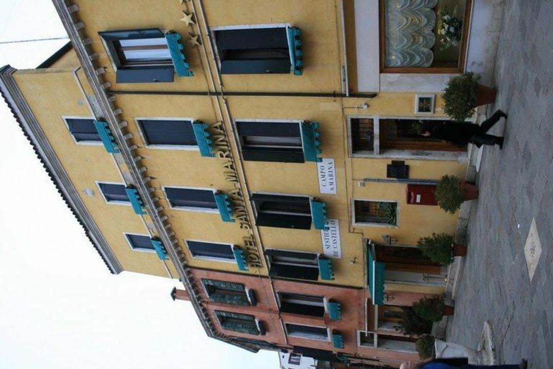 Hotelansicht Hotel Santa Marina & Ca' Marinella