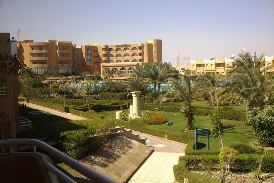 haupthaus-calimera hurghada Movie Gate Golden Beach Hurghada