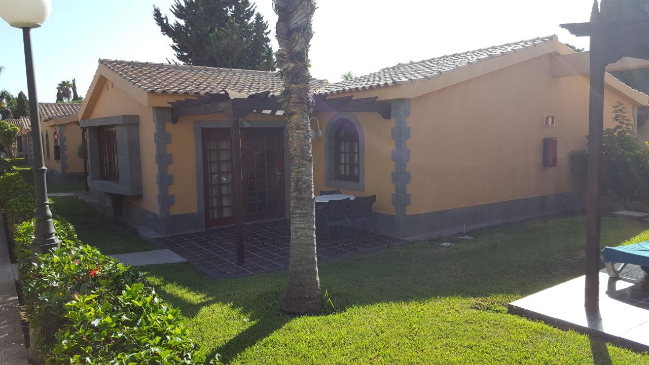 Unser Bungalow  Maspalomas Resort by Dunas