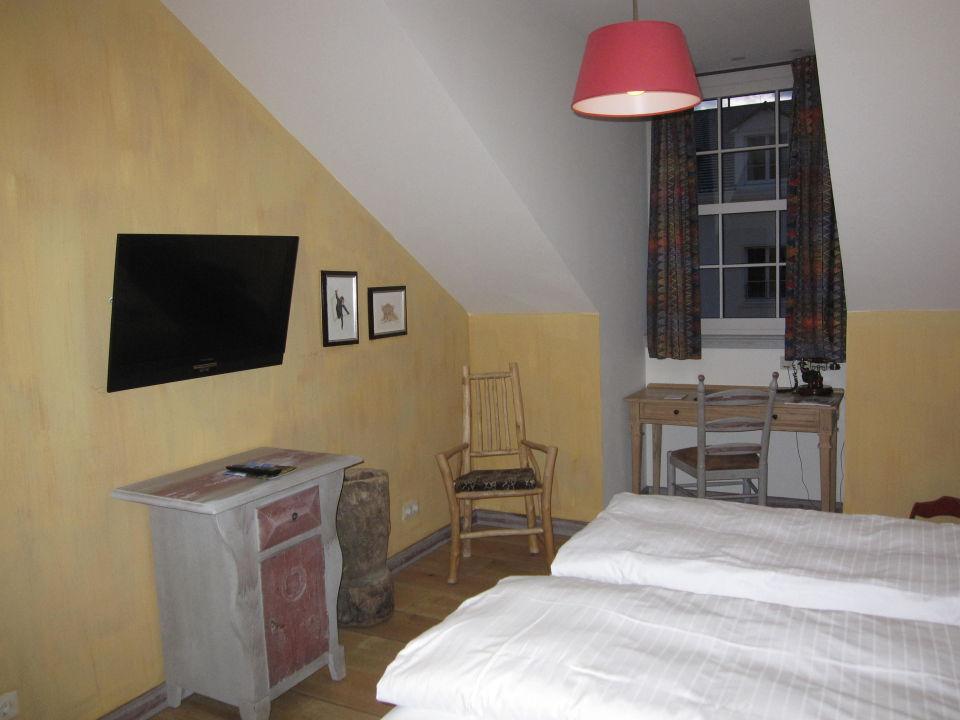 Suite Afrika - Schlafzimmer\