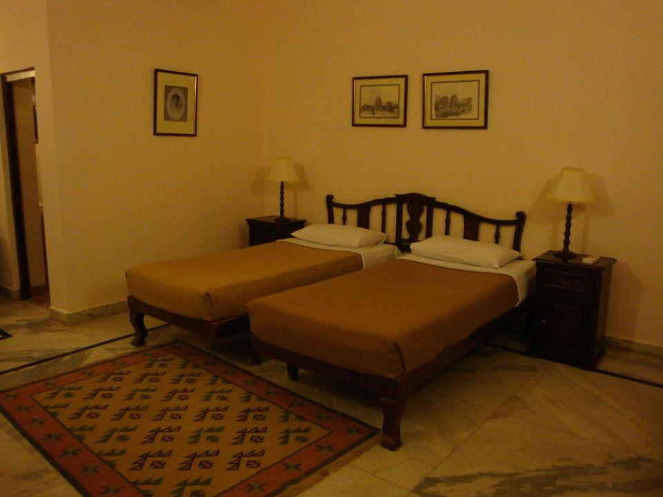 Zimmer 35 im Erdgeschoß Hotel Fort Chanwa Luni