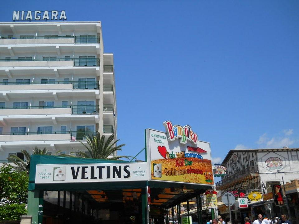 Mallorca Niagara Hotel