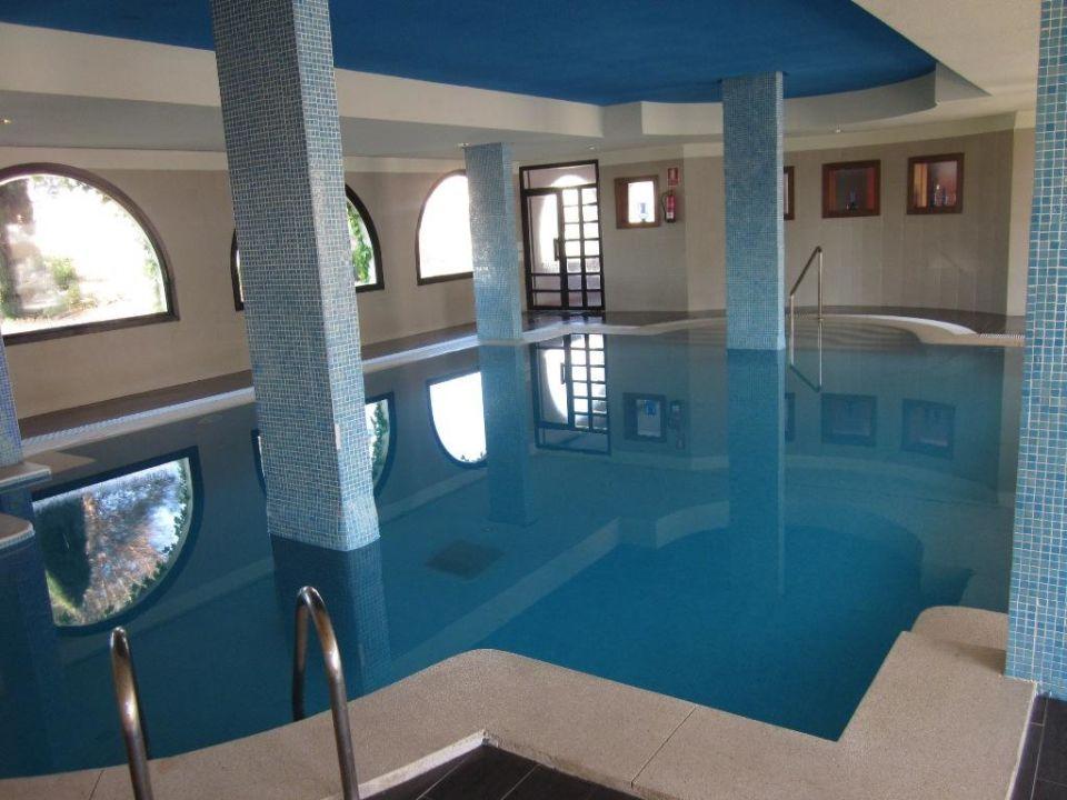 Hallenbad Blau Punta Reina Resort Manacor Holidaycheck
