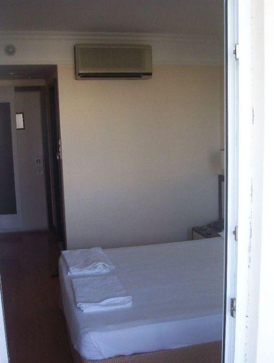 Zimmer der kleinen Art Hotel Oleander