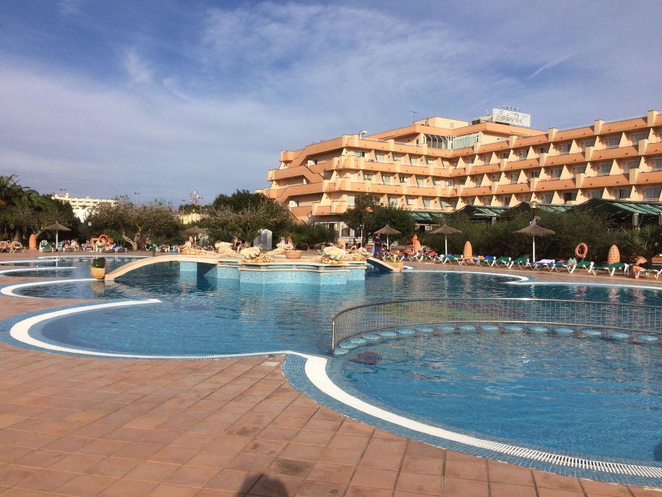 Allsun Hotel Mariant Park S Illot Spanien