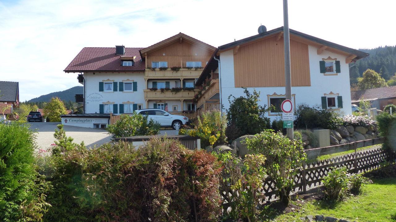Hotel Waldruh Kur Und Wellnesshotel Waldruh Bad Kohlgrub