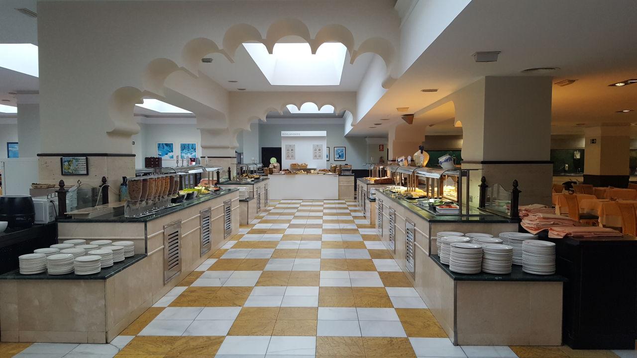 Restaurant Zimbali Playa Spa Hotel