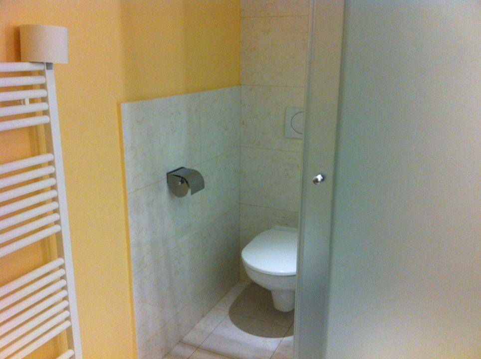 WC Nische im Bad\