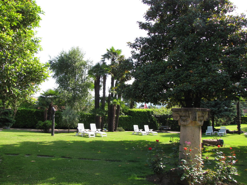 Quot Garten Quot Hotel Albergo Gardenia Caslano Holidaycheck