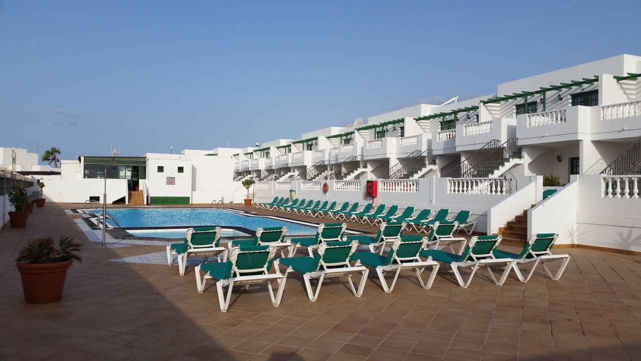 Pool Hotel Tisalaya