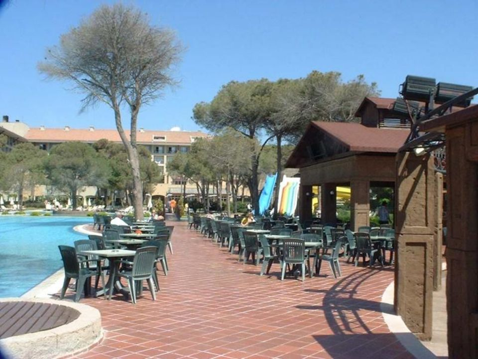 Hotel Rixos Belek - Pool-Bar Papillon Ayscha Hotel
