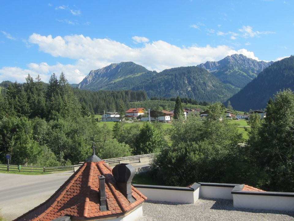 Almhotel österreich