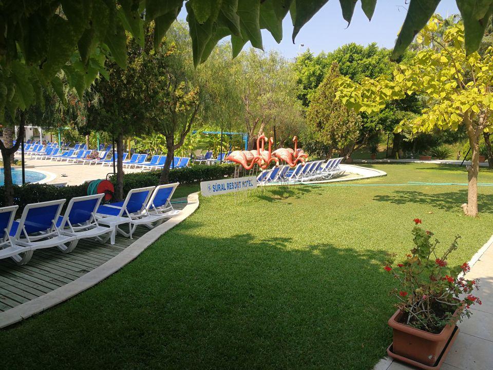 Gartenanlage Hotel Süral Resort
