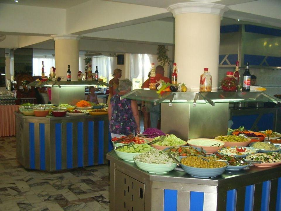 Das Buffet Hotel Sidelya Club