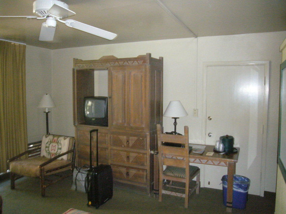 TV & Minibar Hotel Yosemite Lodge at the Falls