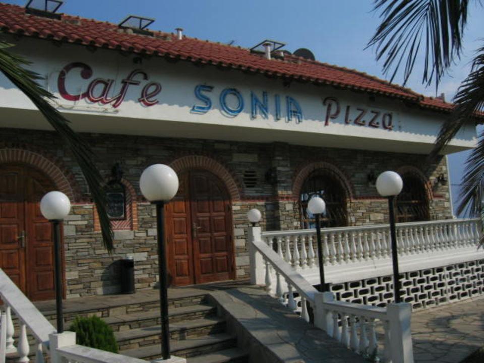 Cafe/Restaurant Hotel Sonia Village