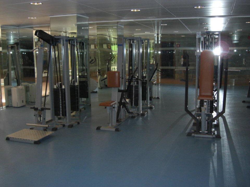 Fitnessraum hotel  Fitnessraum
