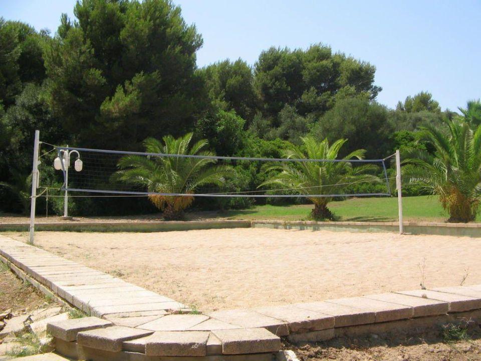 Beachvolleyball Hotel Mallorca
