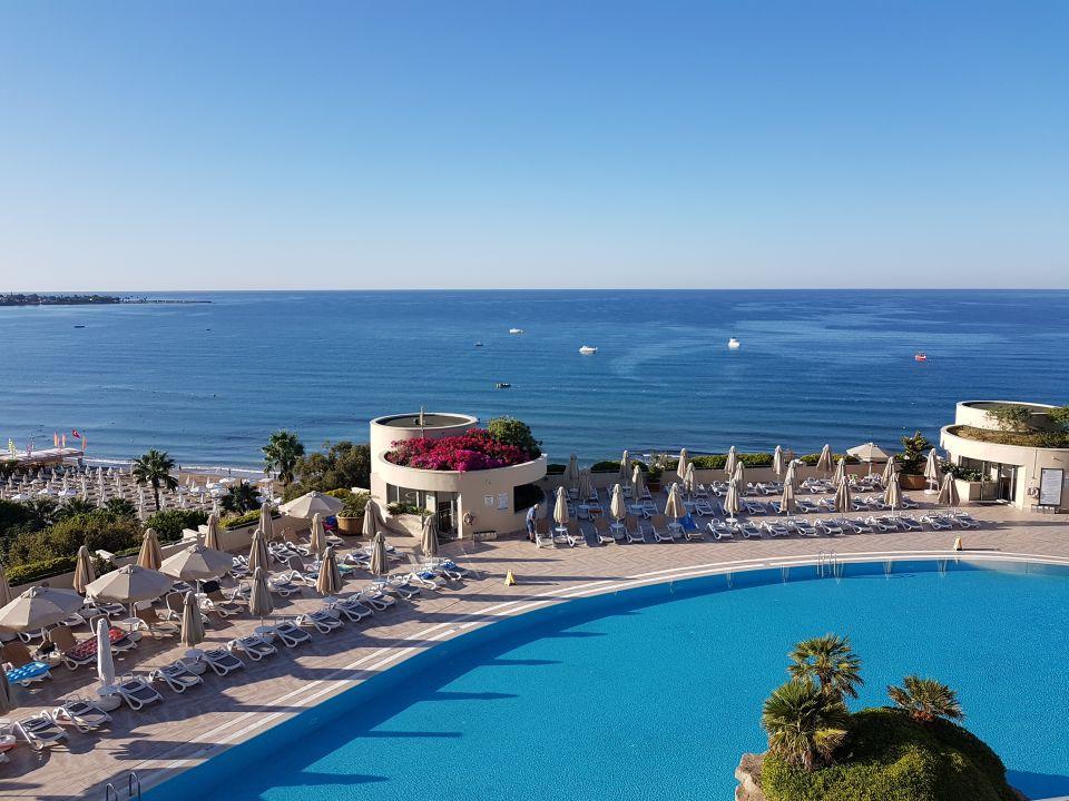 Ausblick Hotel Melas Resort