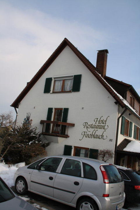 Haupthaus Hotel Knoblauch