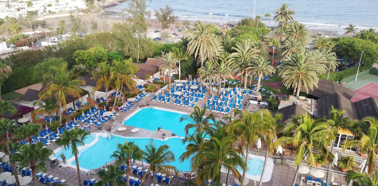 Außenansicht Bull Costa Canaria & Spa - Adults only