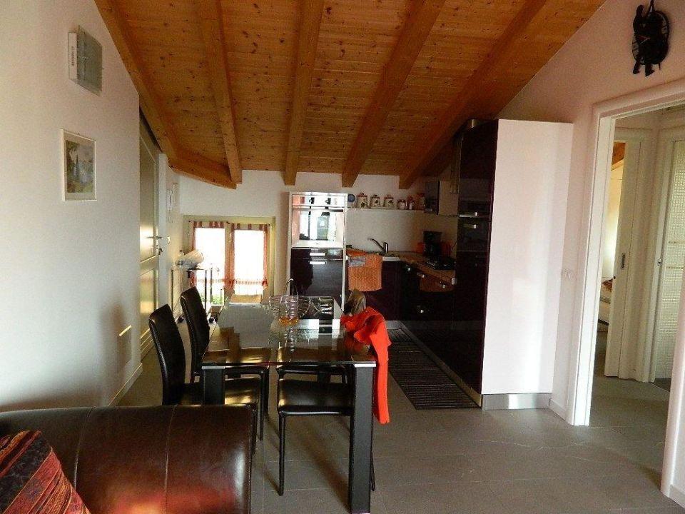 Wohn-esszimmer Ferienwohnung Casa Vittoria