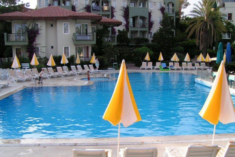 Hauptpool Hotel Gardenia Beach