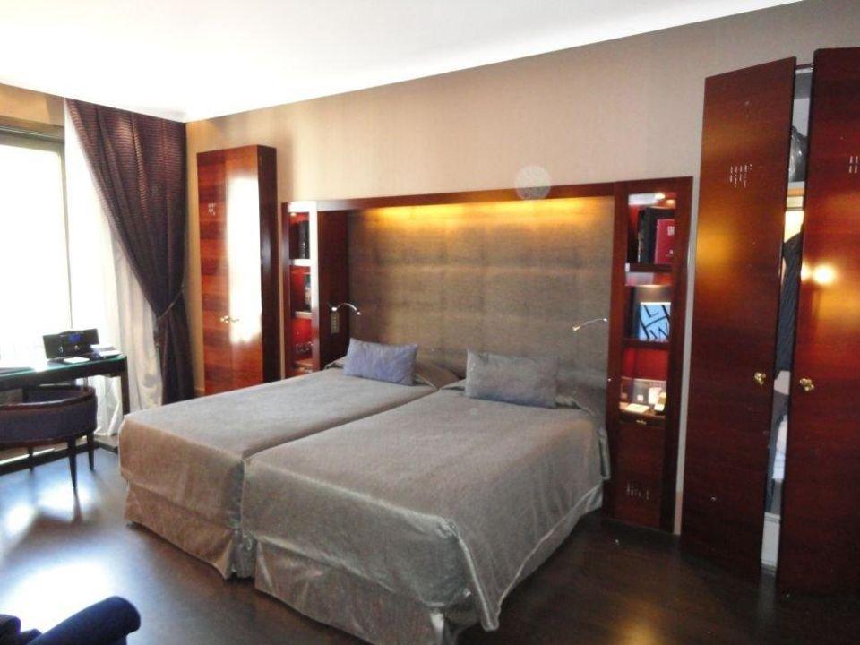 Zimmer 207 Hotel Casa Fuster