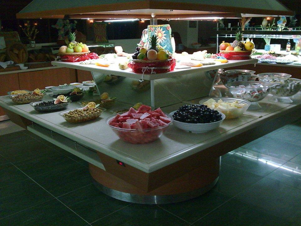 Frühstücksbuffet Side Breeze Hotel