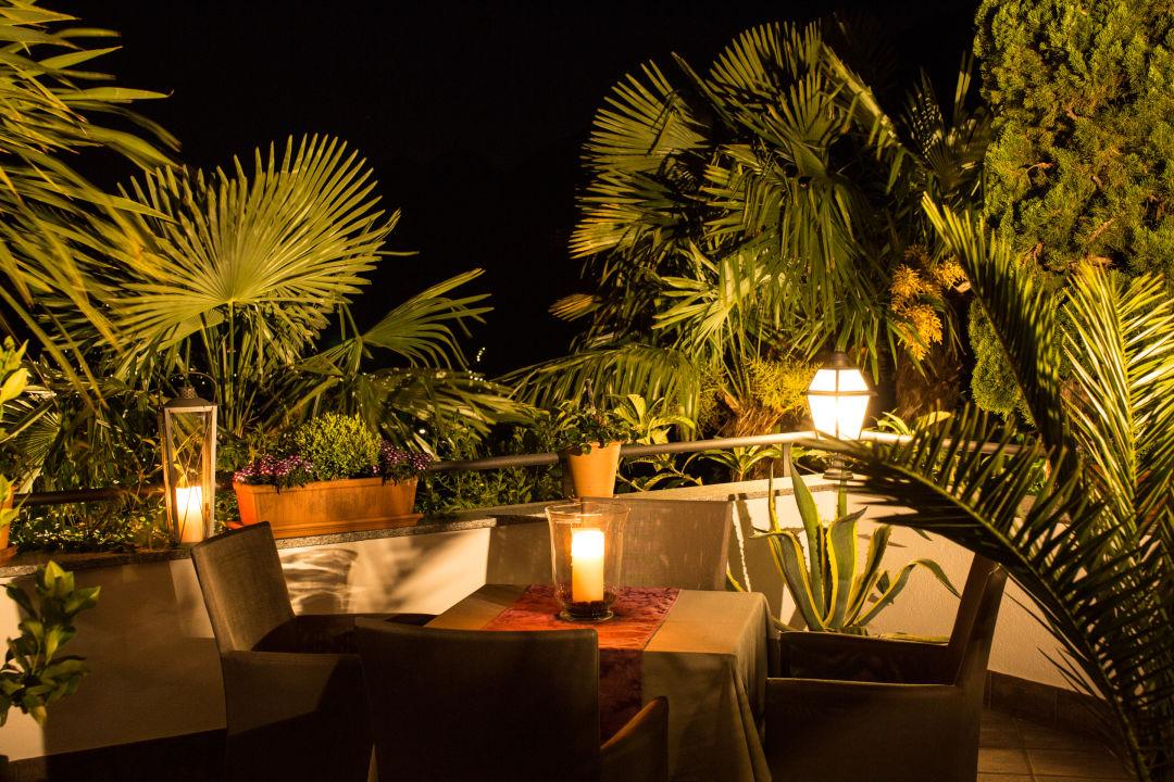 Außenansicht Garni-Hotel & Residence Rebhof