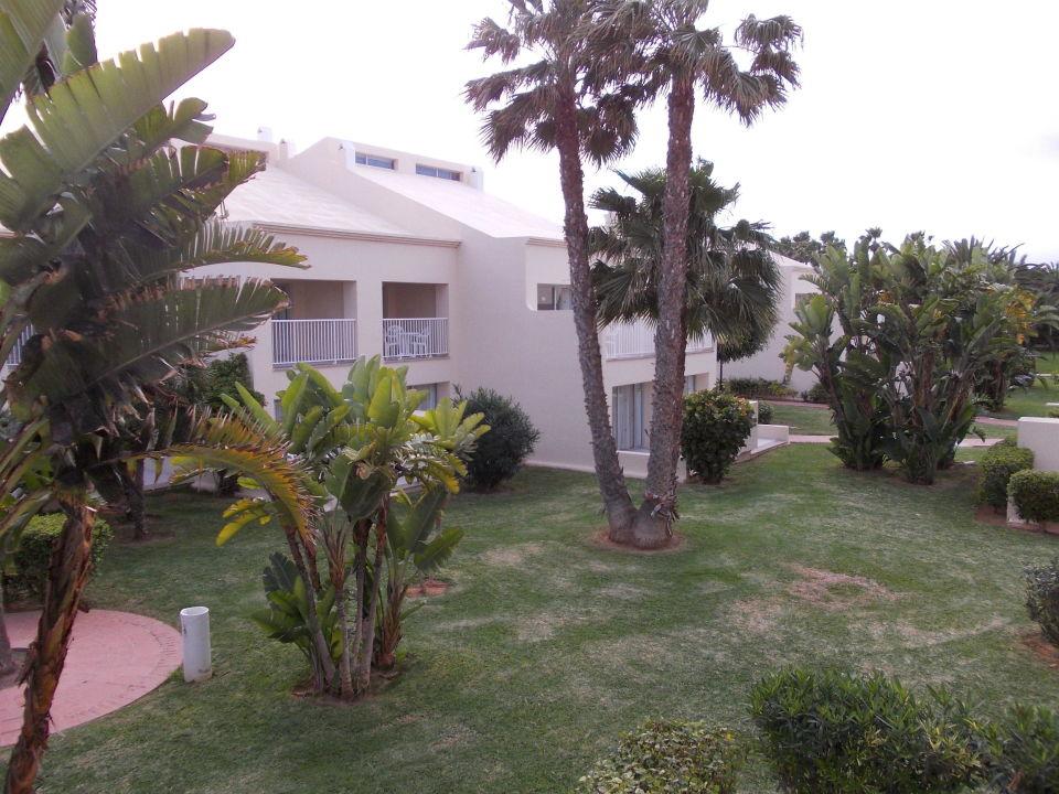 Village garten hotel riu oliva beach village for Riu oliva beach village