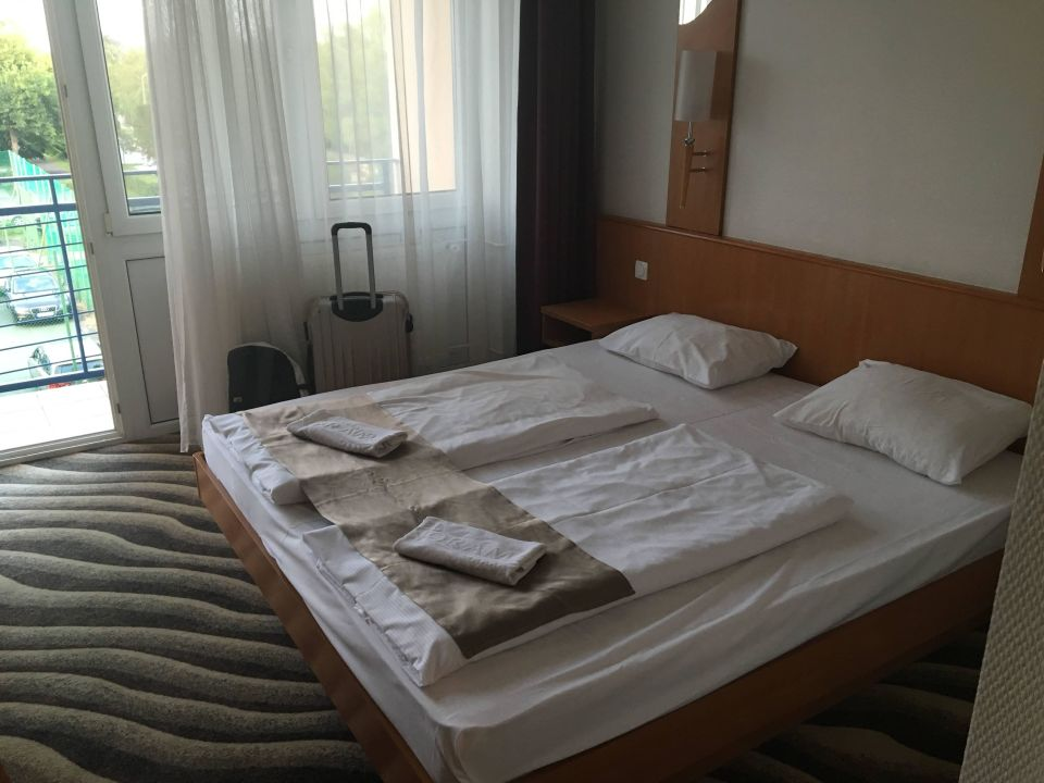 Doppelbett Premium Hotel Panorama