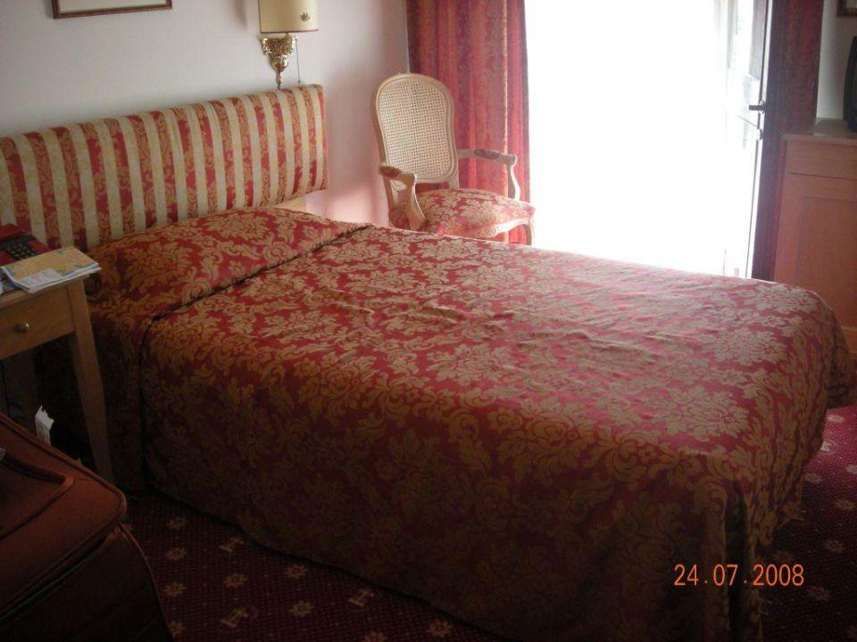Einzelzimmer Park Hotel Terme