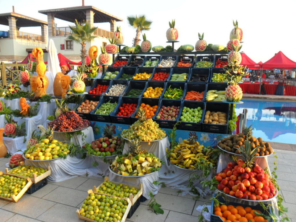 Obst Mholiday Hotels Belek