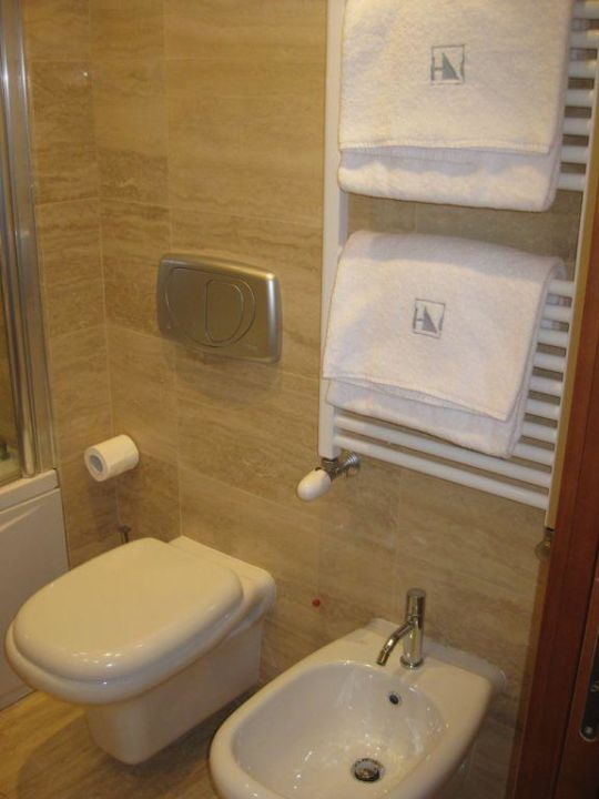 bild badezimmer zu hotel eurostars roma aeterna in rom