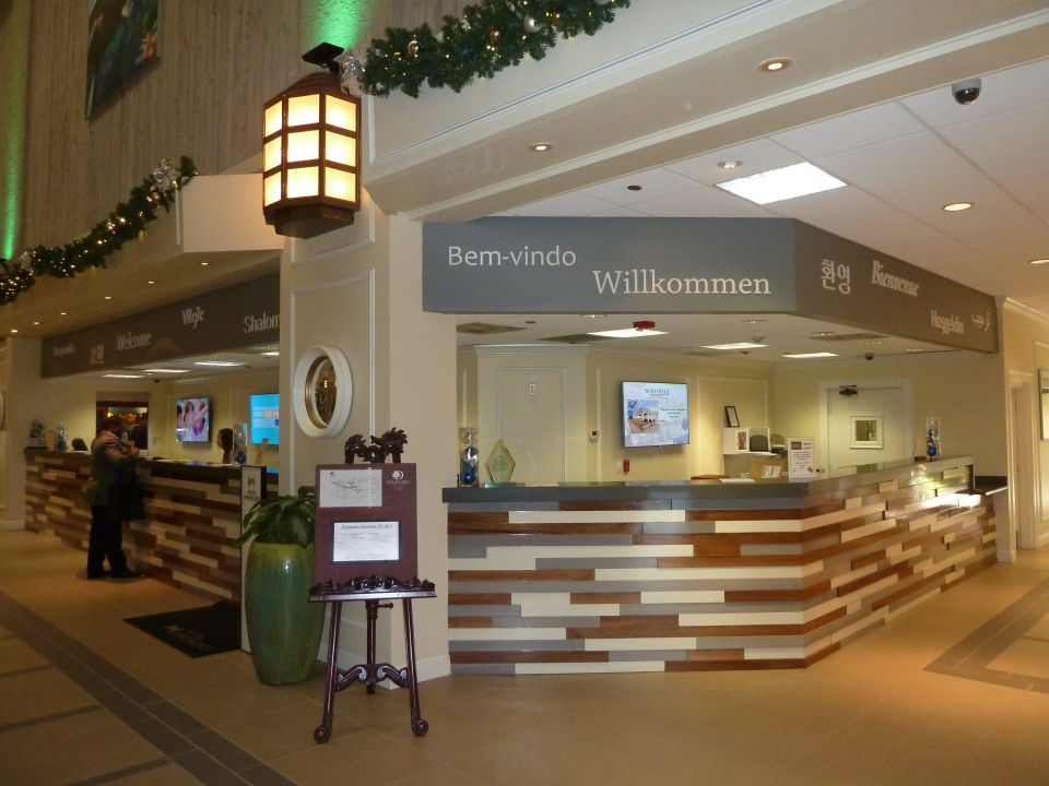 Quot Rezeption Quot Doubletree Hotel By Hilton Orlando At Seaworld In Orlando Holidaycheck Florida Usa