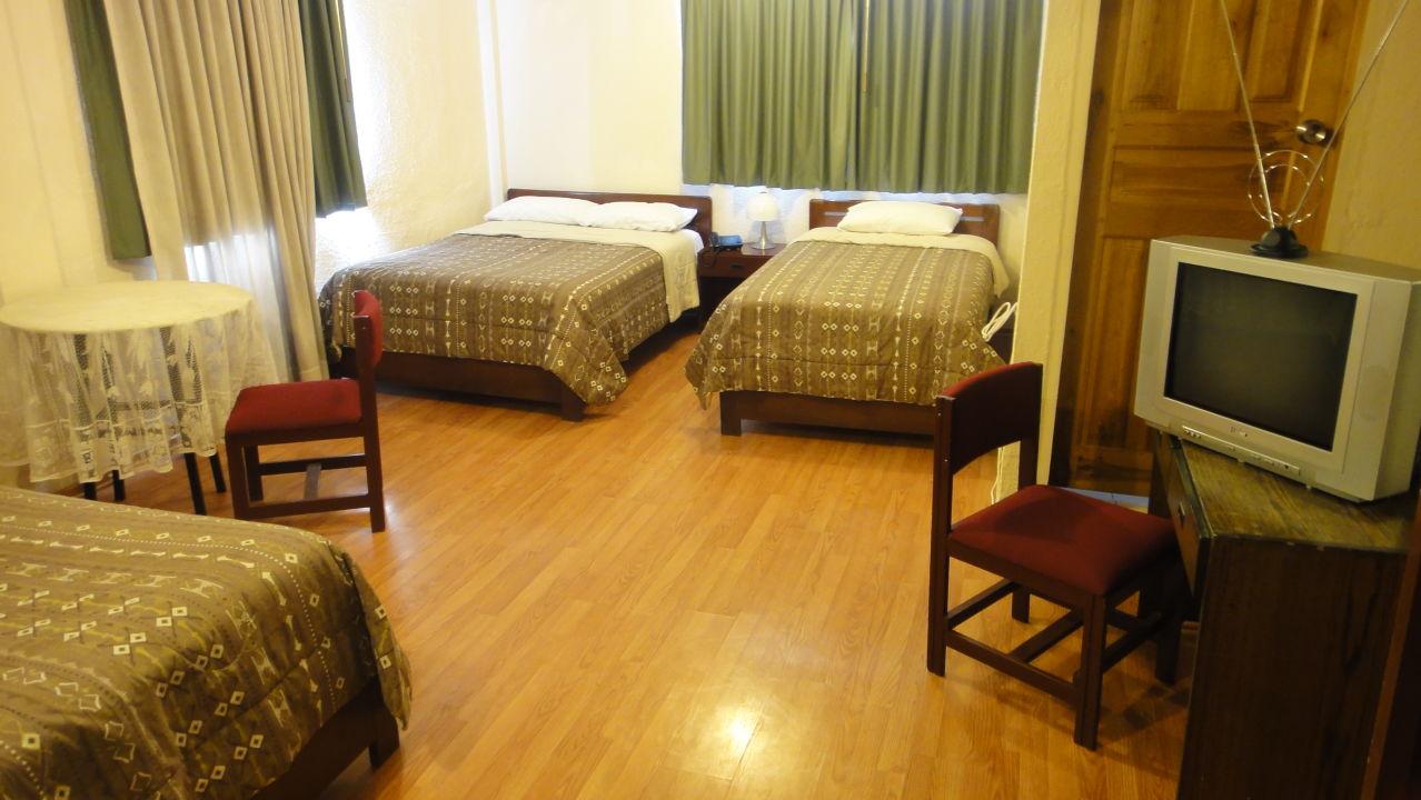 Zimmer Hotel Alston Inn