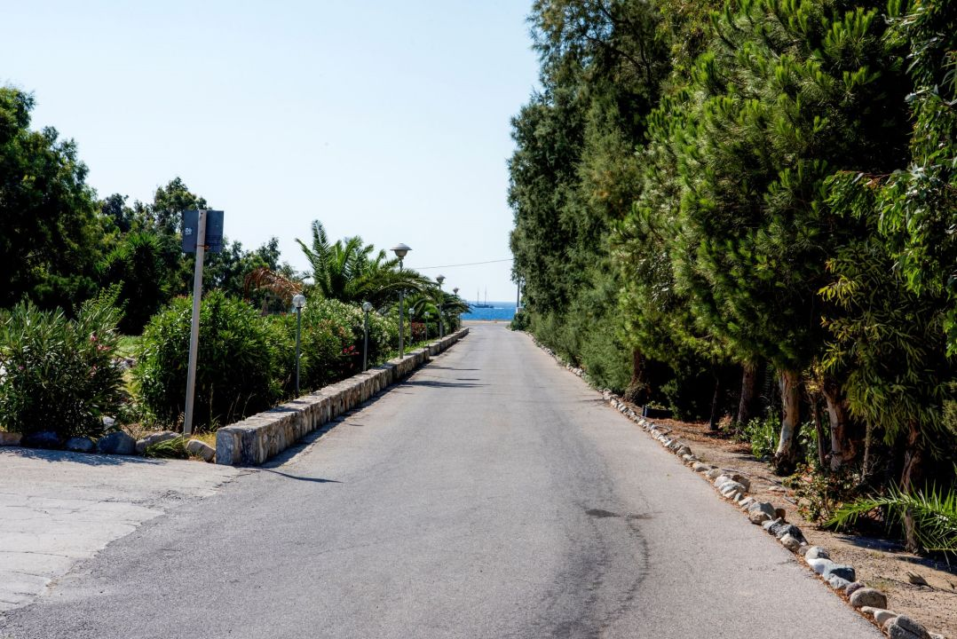 Außenansicht Evripides Village